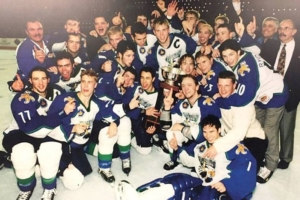 1997-98 South Surrey Eagles